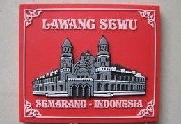 Gantungan kunci Semarang